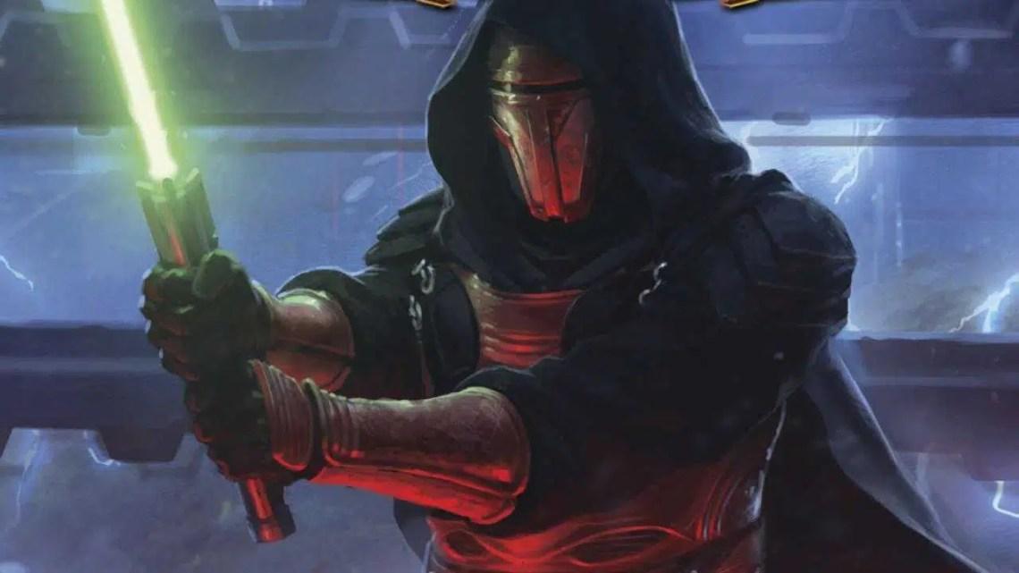 Star Wars: O sabre de luz FX dos Cavaleiros da Velha República é extremamente detalhado