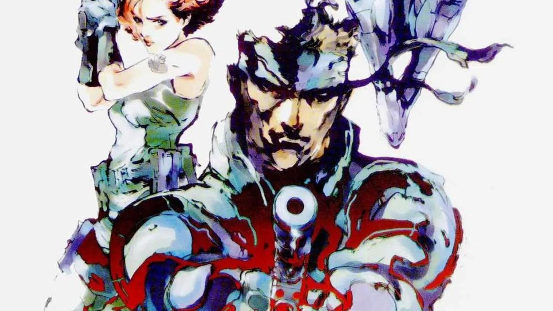Jogos Metal Gear foram avaliados para PC em Taiwan