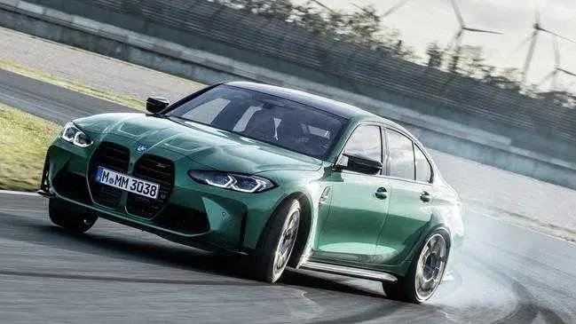 BMW M3 e M4 revelados: detalhes do motor, especificações
