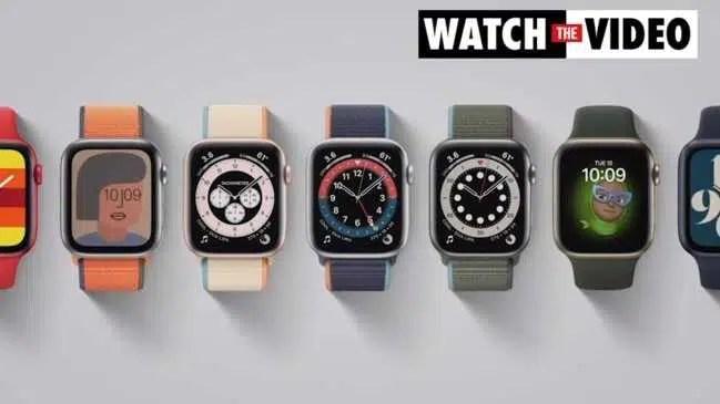 Apple: novo relógio e iPad revelados