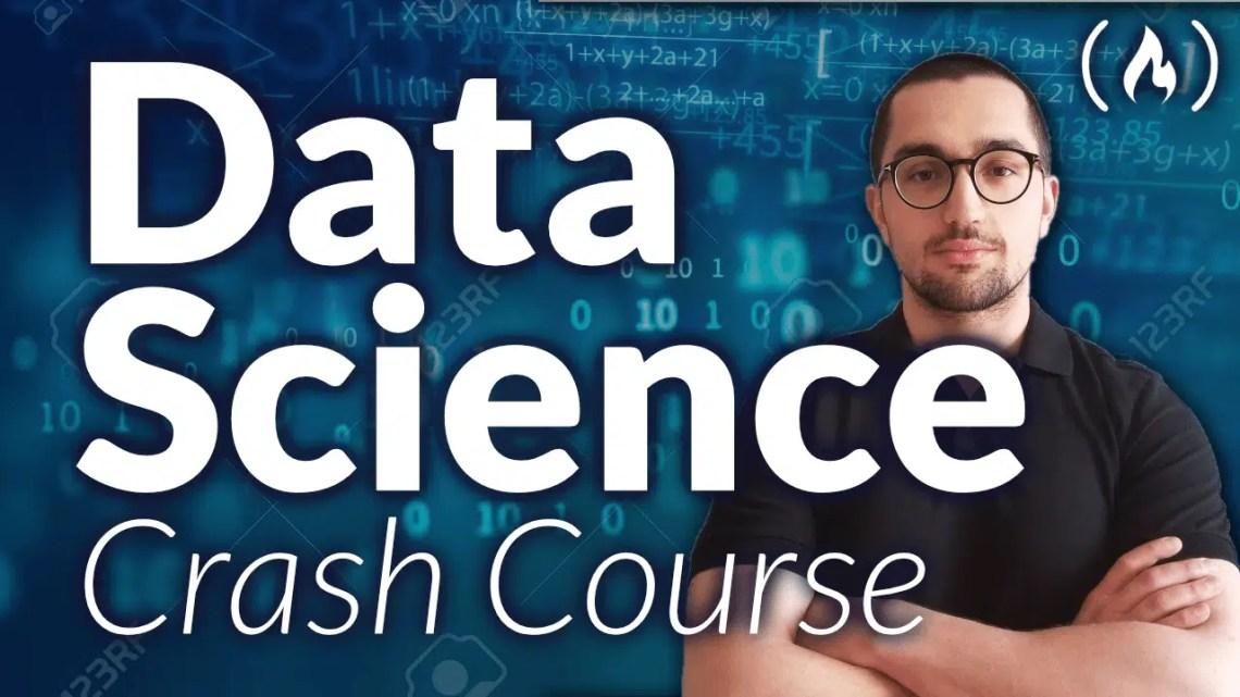 Aprenda os fundamentos da ciência de dados neste curso prático