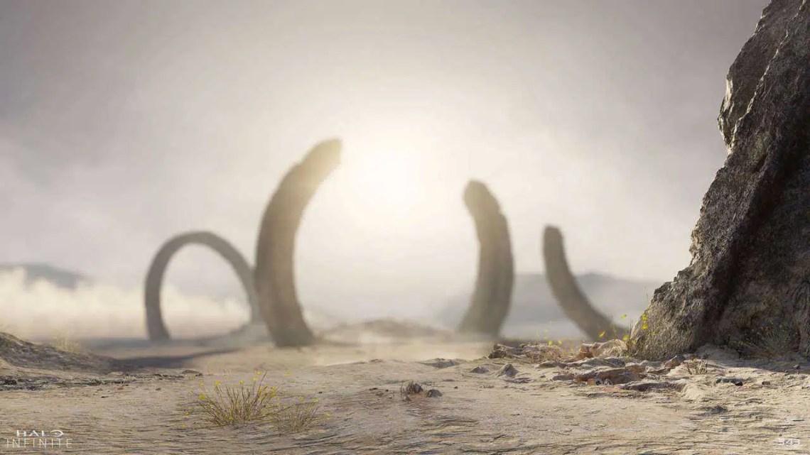 """Novo livro de Halo tem """"tecidos conjuntivos"""" para Halo infinito"""