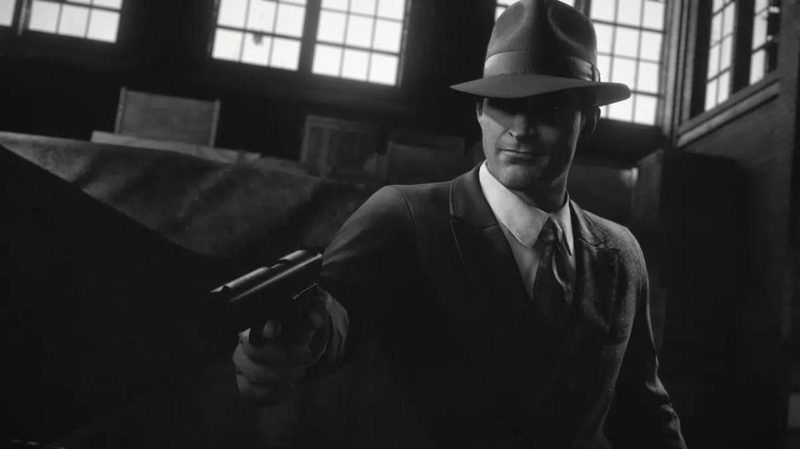 Mafia: Definitive Edition adiciona um modo preto e branco Noir com a atualização 1.03