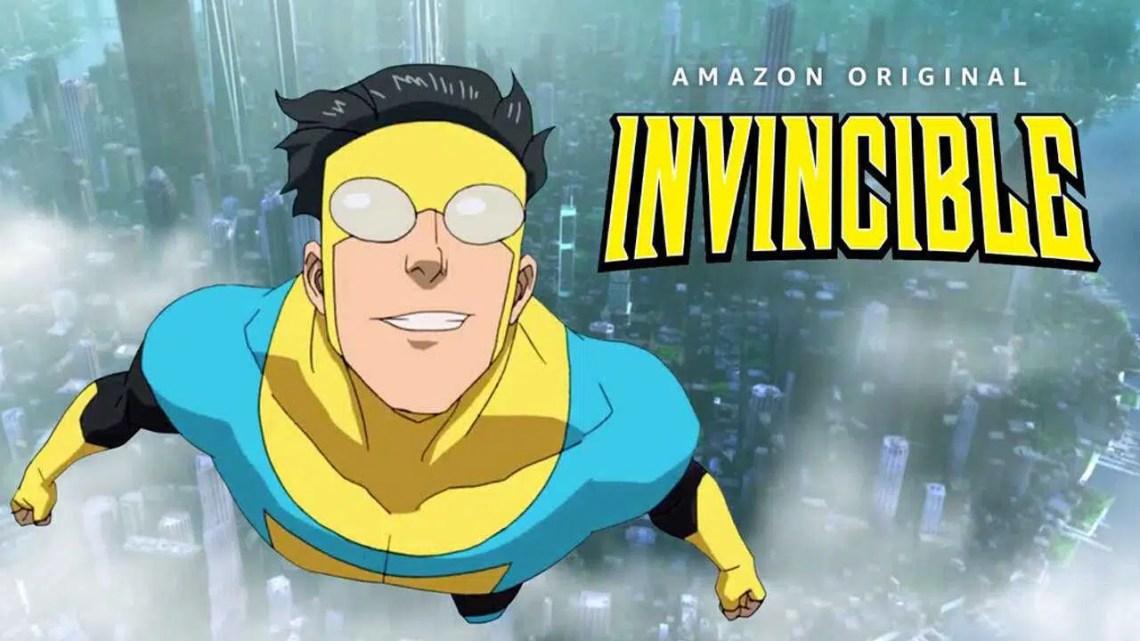 Invincible, de Robert Kirkman, recebe primeiro trailer da Amazon