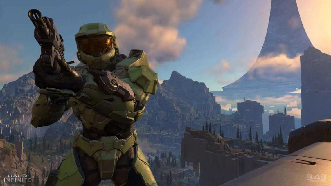 O primeiro anúncio da série X do Xbox é uma paisagem de sonho psicodélica (apresentando Master Chief)