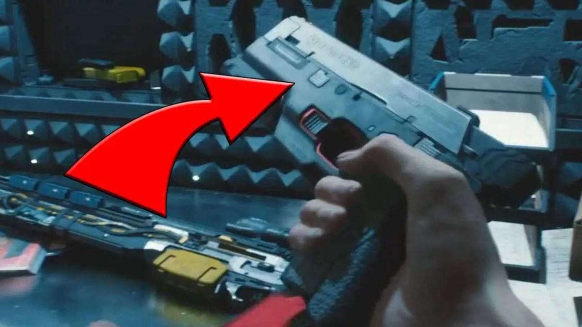 Cyberpunk 2077 Weapons Breakdown – GameSpot