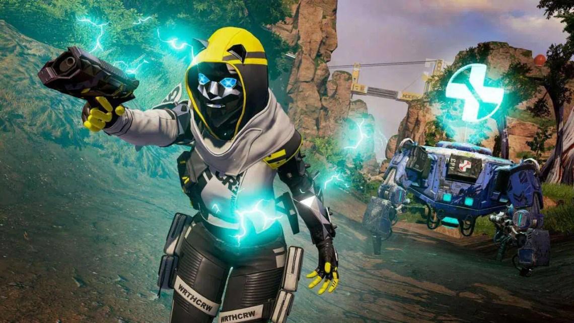 Apex Legends Patch finalmente tira o ombro do Pathfinder do caminho