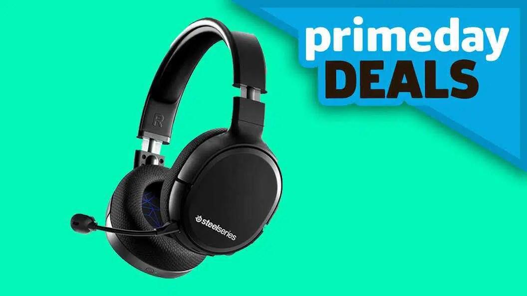 Prime Day: Um dos melhores fones de ouvido para jogos para PS5 e switch está à venda