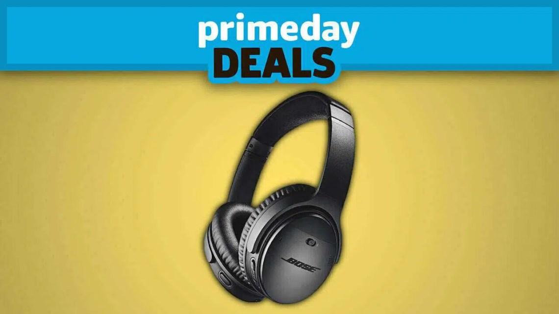 Prime Day 2020: esses fones de ouvido Bose com cancelamento de ruído custam $ 150