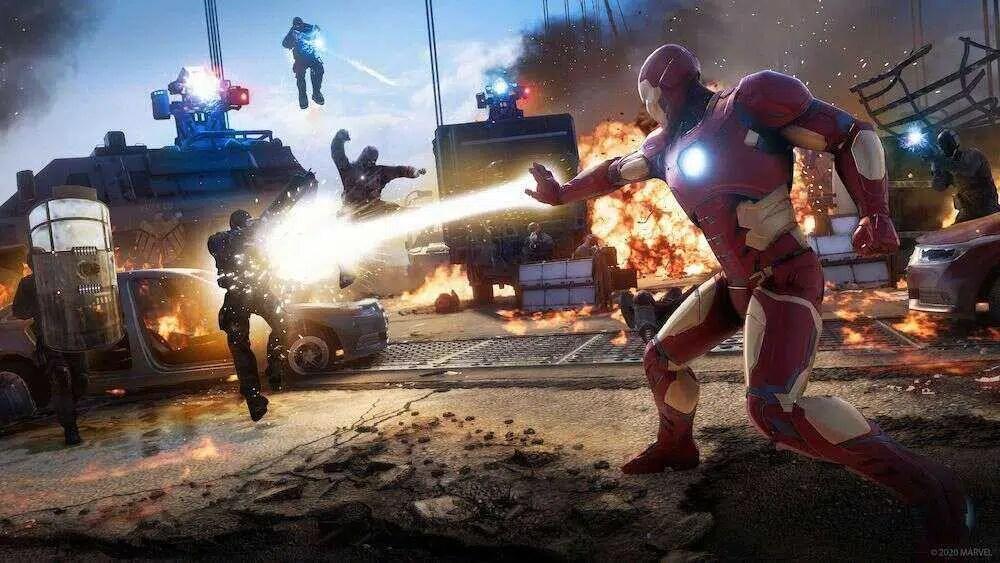 A atualização dos Vingadores da Marvel adiciona novas missões e o primeiro equipamento cósmico