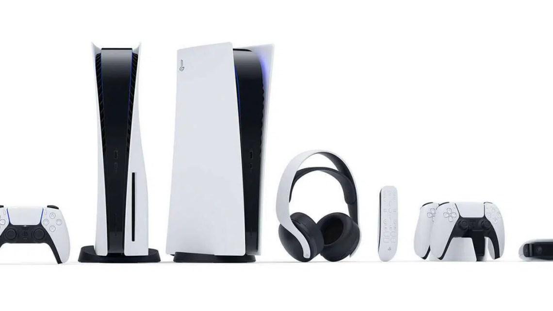 Os acessórios PS5 podem começar a ser enviados mais cedo, antes do lançamento do console