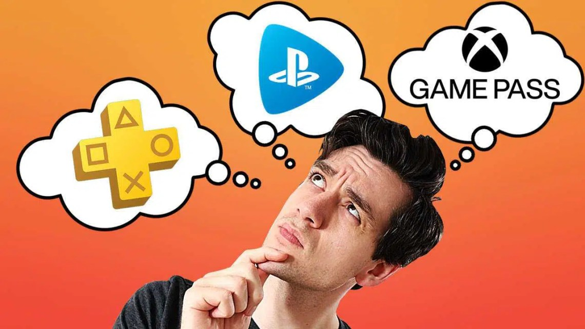 PS Plus, PS Now e Game Pass: o guia definitivo