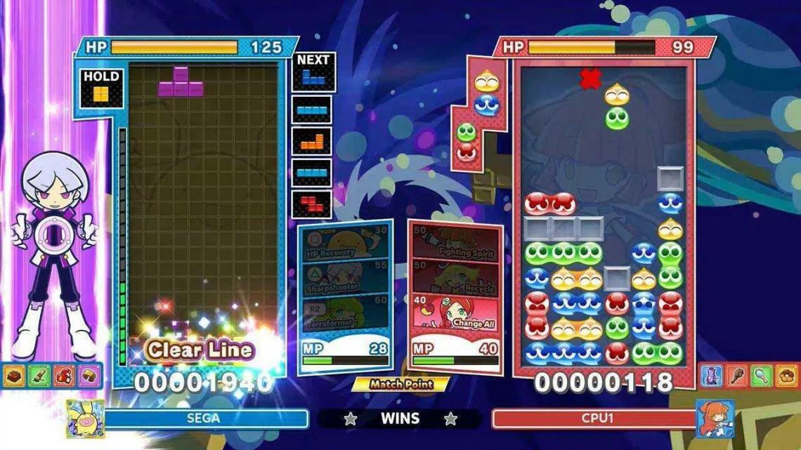 Puyo Puyo Tetris 2 adiciona mais sabor de RPG às suas novas ligas de batalha de habilidade