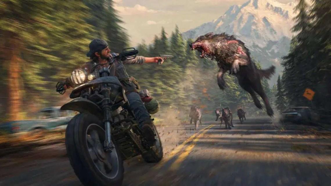 Days Gone recebe uma atualização massiva de 25 GB antes do lançamento do PS5