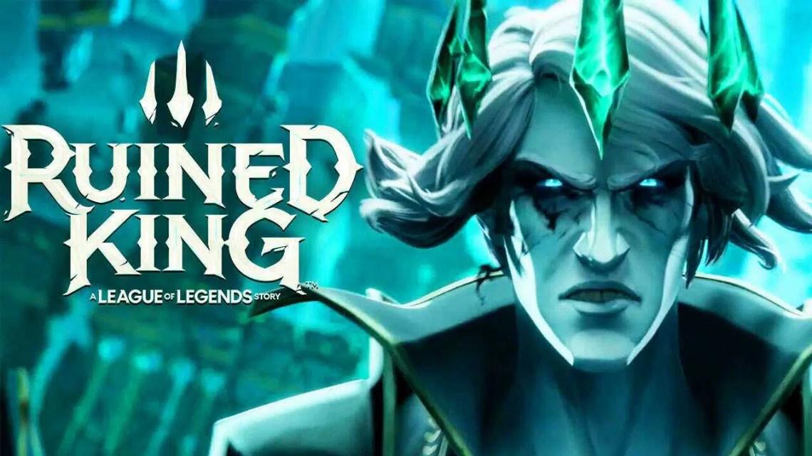 Trailer de anúncio da história de League of Legends em ruínas