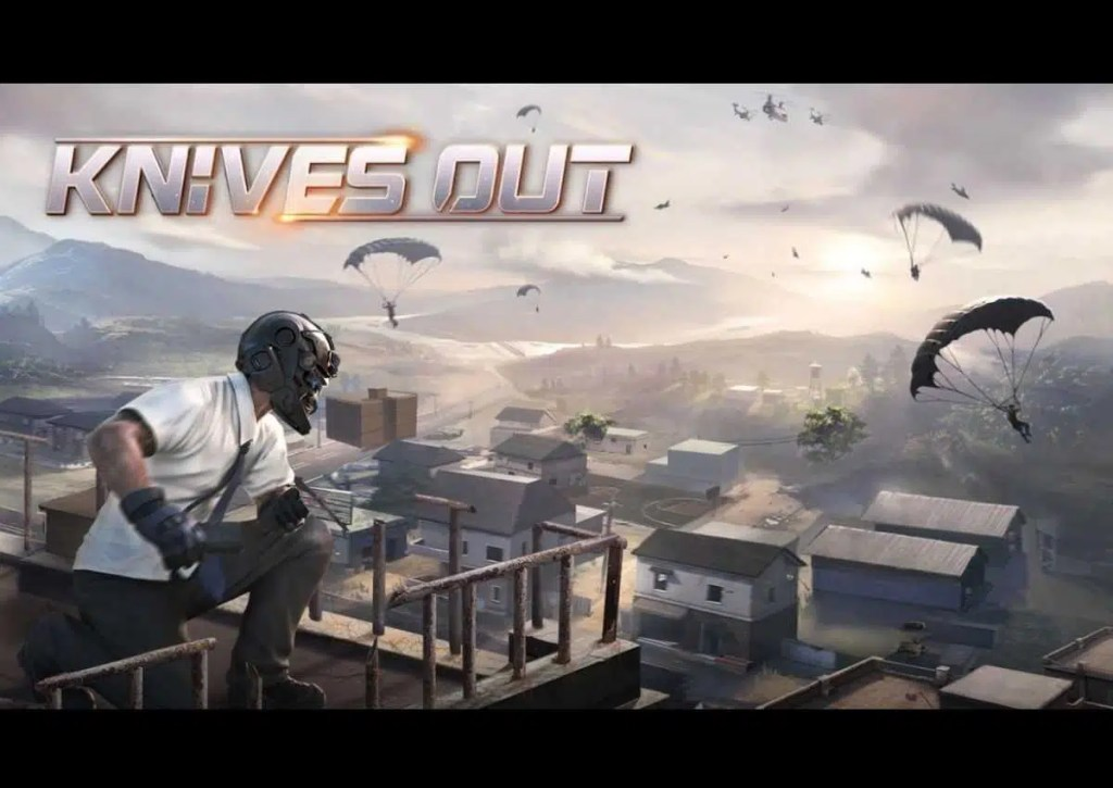 capa do jogo de battle royale para pc fraco knives out