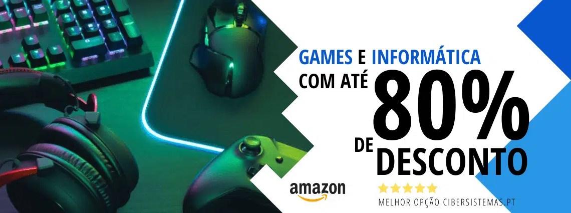 Mega Desconto Amazon
