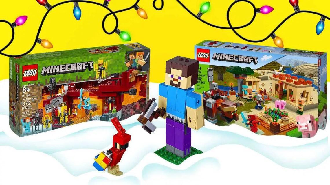 18 melhores presentes do Minecraft 2020: Lego, jogos e mais ideias de presentes para os fãs