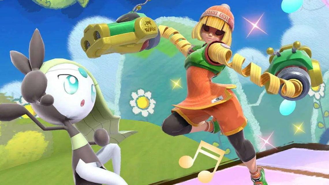 Nova atualização do Smash Bros. Ultimate em breve