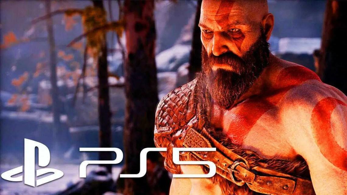 Primeiros 22 minutos de God Of War no PS5