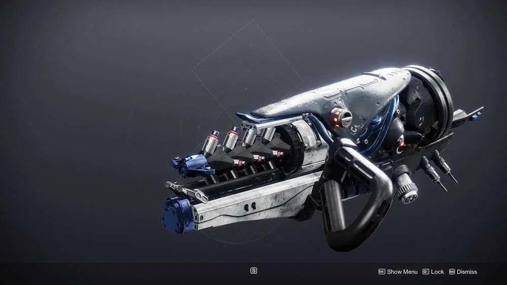 Destiny 2 Beyond Light – Salvation's Grip Exotic Quest Guide