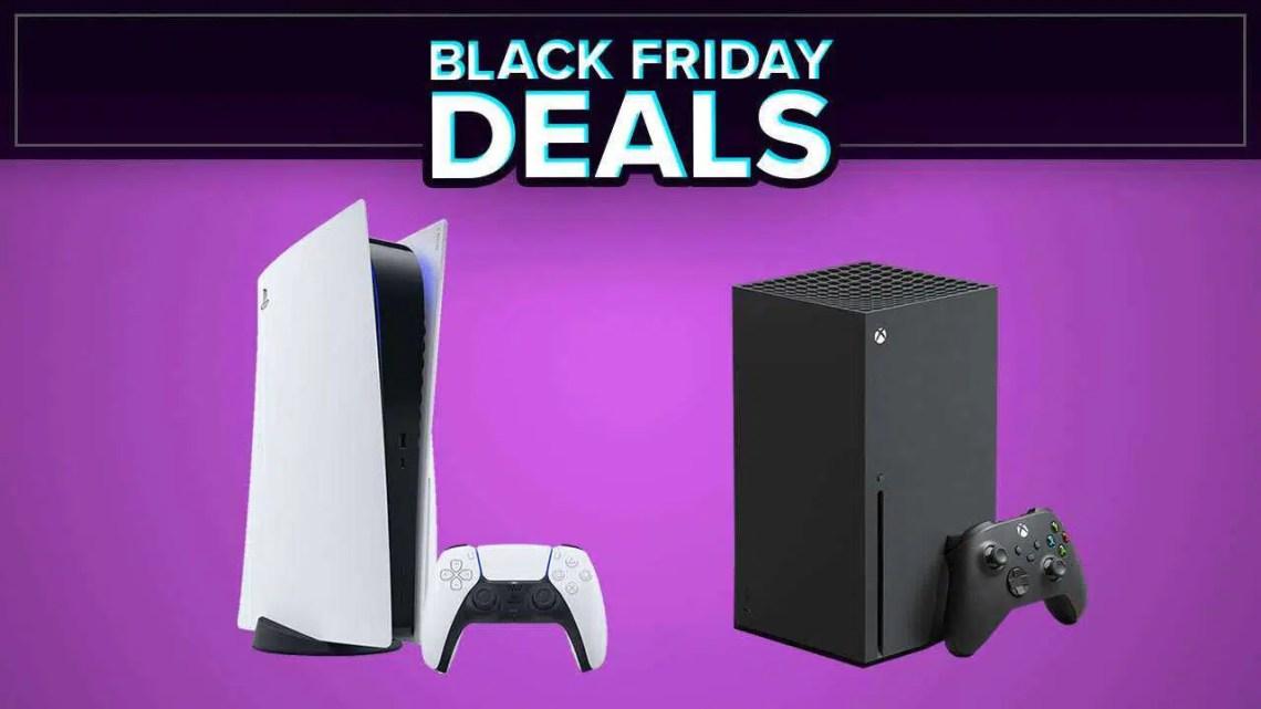 Walmart anuncia PS5, Xbox Series X Data e hora de reabastecimento para a Black Friday