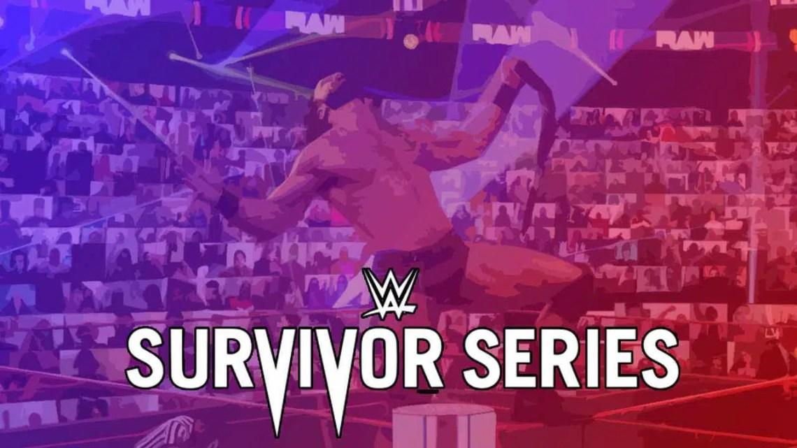 WWE Survivor Series 2020 Match Card, hora de início, previsões e muito mais