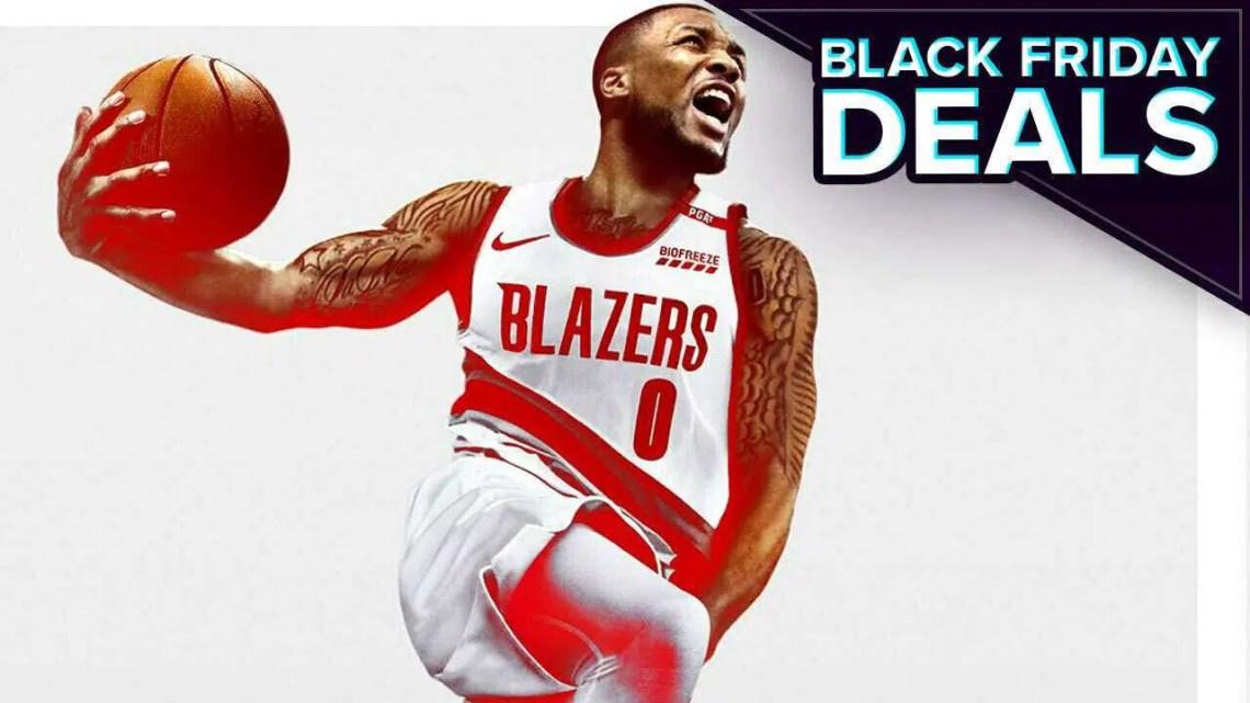 Ofertas da Black Friday 2020 da NBA 2K21 reduzem o preço para US $ 27 (PS4 / Xbox One / Switch)