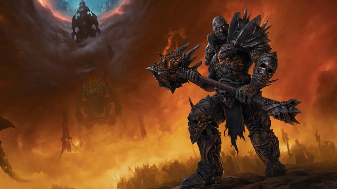 A expansão de Shadowlands de World Of Warcraft abrirá o jogo para mais jogadores