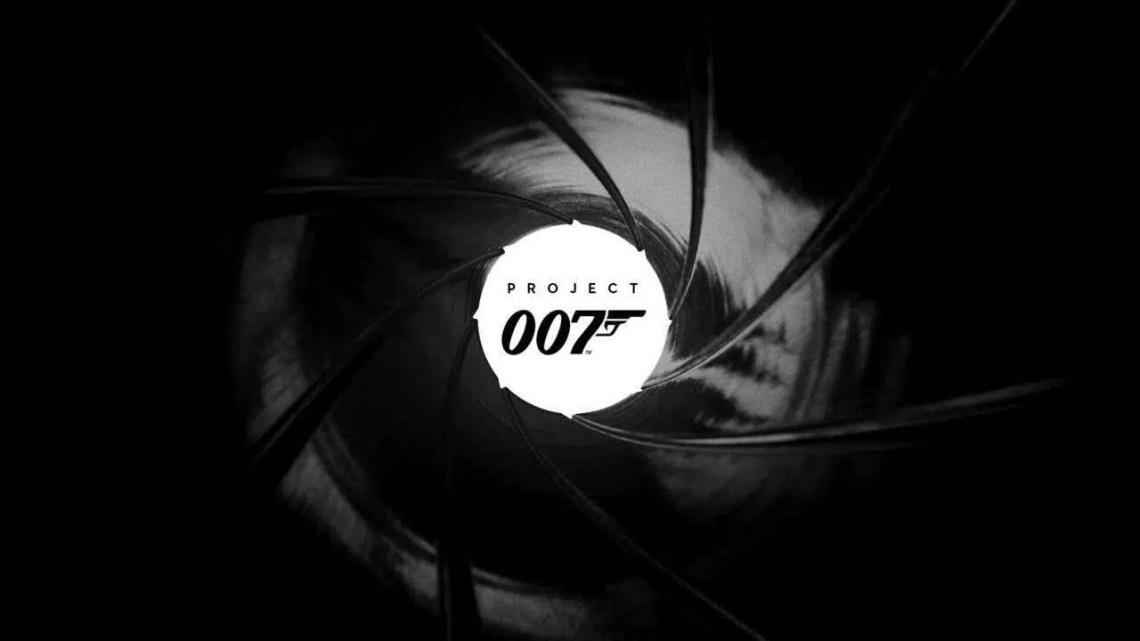 James Bond 007 Jogo em andamento na IO Interactive