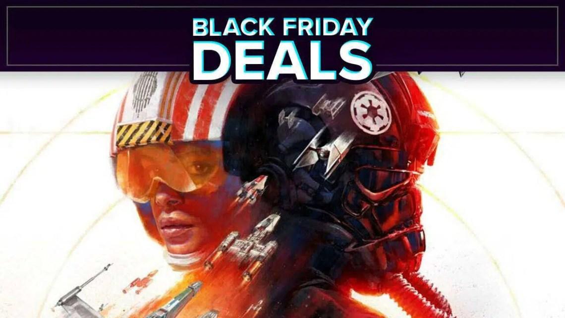 Star Wars: Ofertas da Black Friday 2020 do Squadrons Blast It Down To $ 17