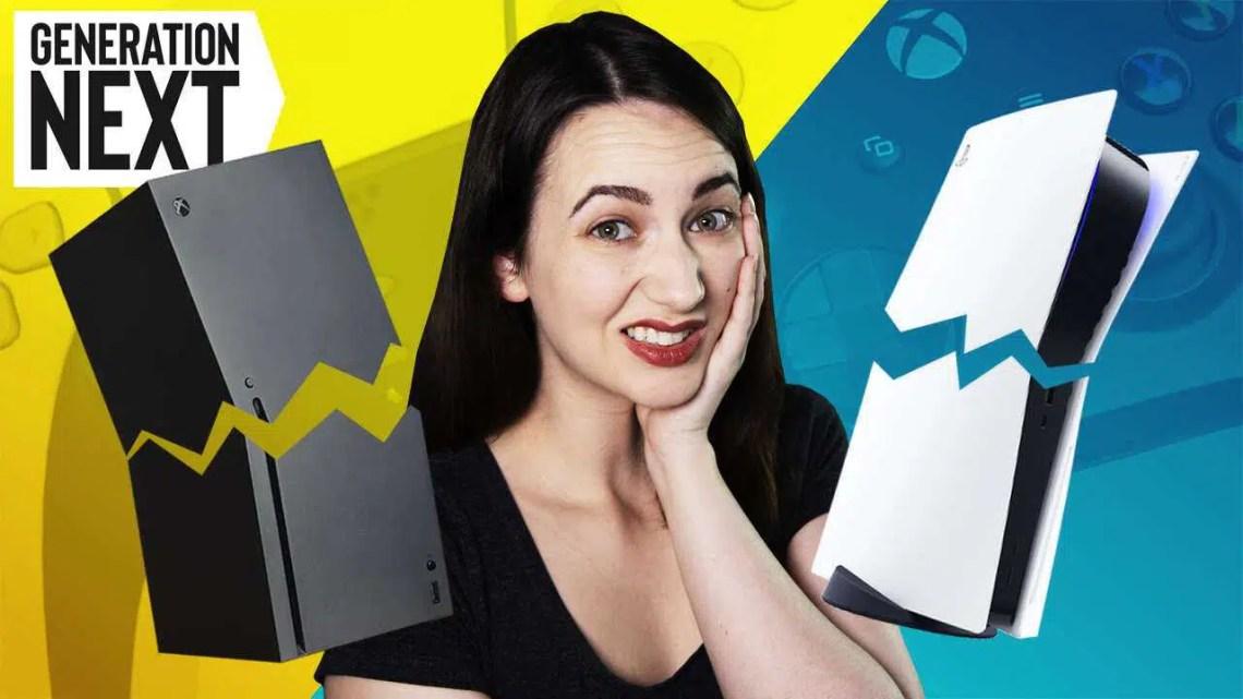 PS5s e Xbox Series X quebrados: você deve se preocupar?  – Próxima geração