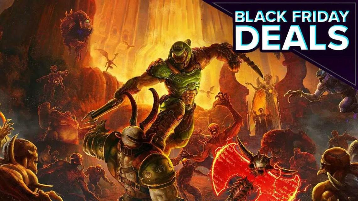 Black Friday 2020 Rips And Tears Doom Eternal Preço Baixo Para $ 20