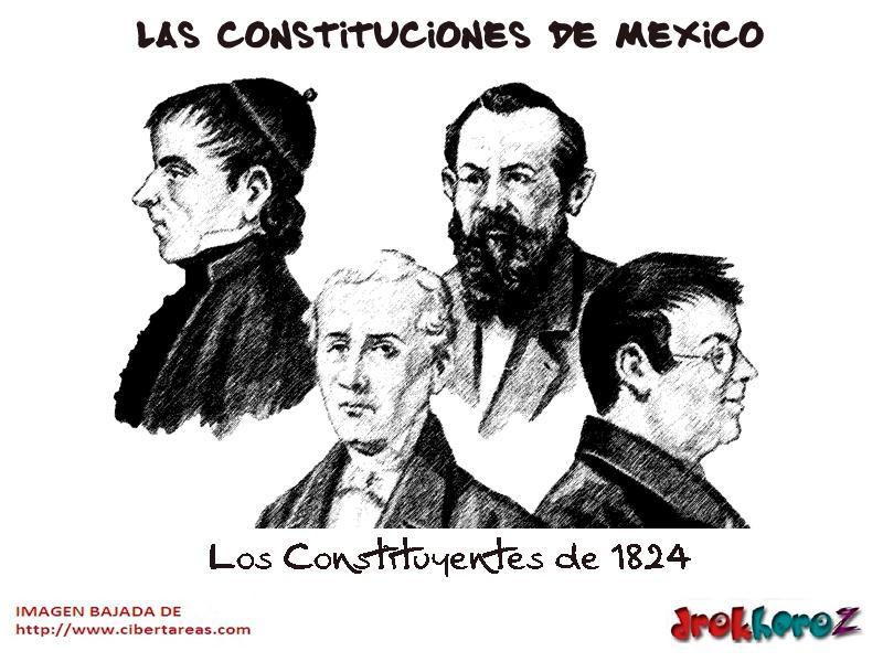 Los Constituyentes de 1824