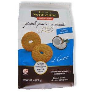 immagine biscotti al cocco Le Veneziane