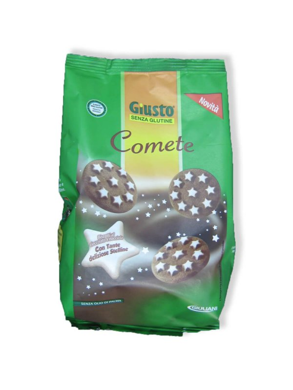 immagine comete Giusto