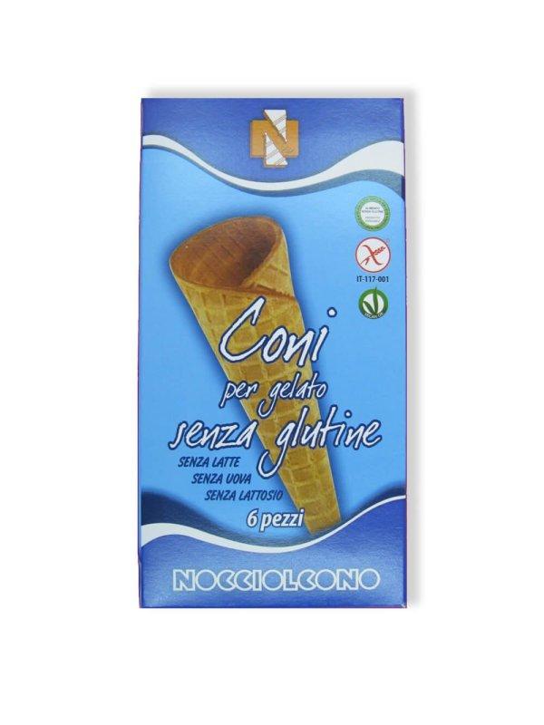 immagine cono gelato Nocciolcono