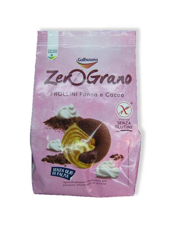 immagine Frollini con panna e cacao Galbusera