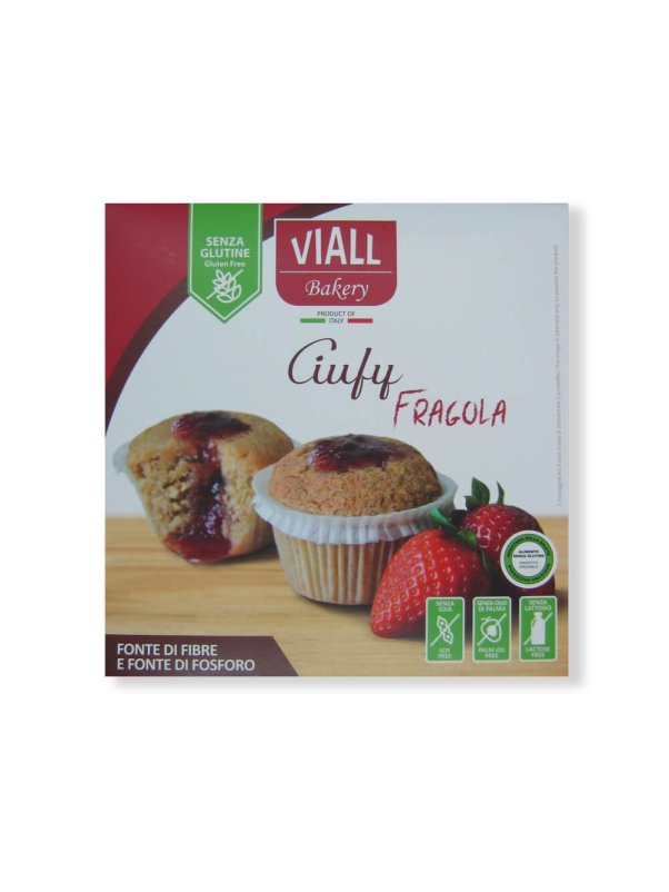 immagine Muffin fragola Viall Bakery