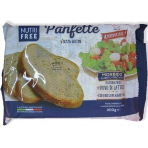 immagine panfette Nutrifree