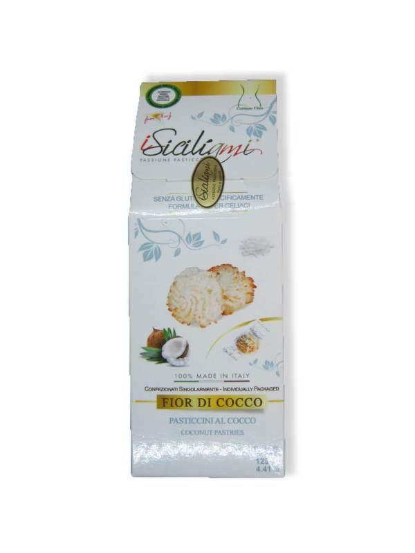 immagine pasticcini al cocco I Siciliami