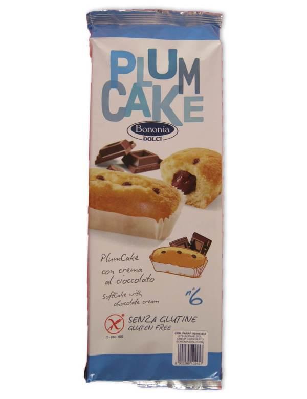immagine Plumcake cioccolato Bononia