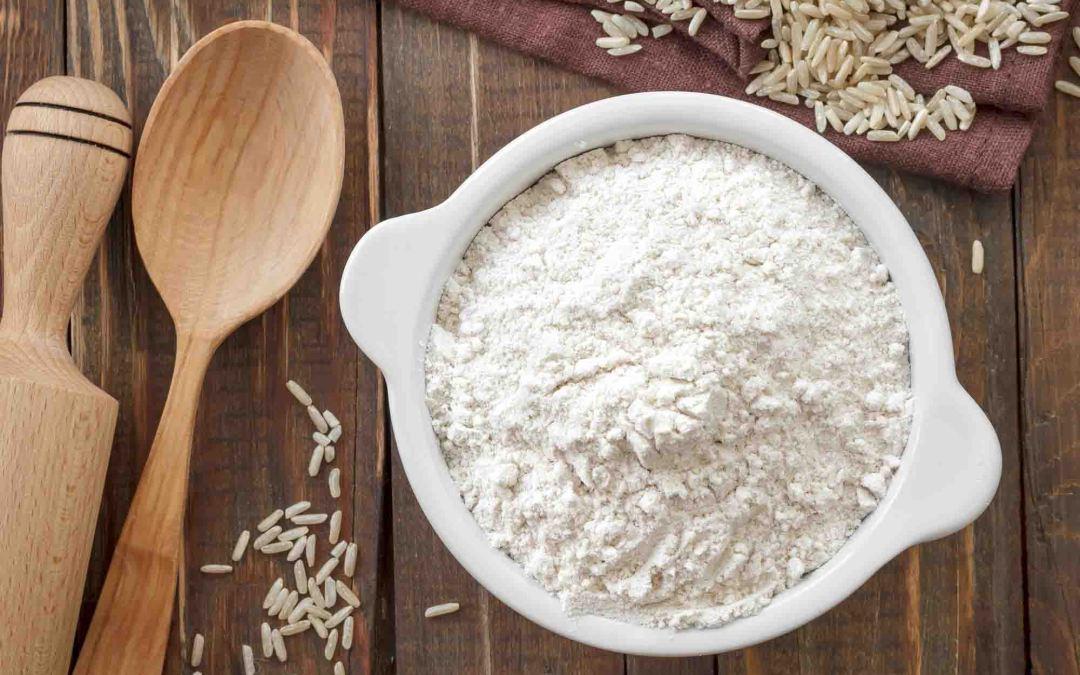 Farina di riso: 4 modi per utilizzarla in cucina