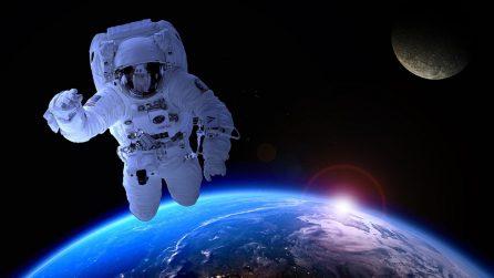cosa mangiano gli astronauti nello spazio