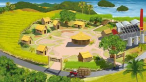 village–maisons