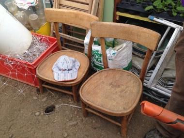Raetia - Sedie per coltivare