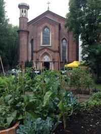 Chiesa Cristiana Protestante che ospita l'Orto Della Fede