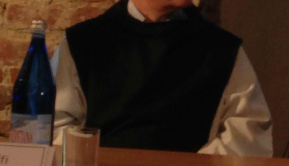 Il Frate dell'Abbazia di Chiaravalle