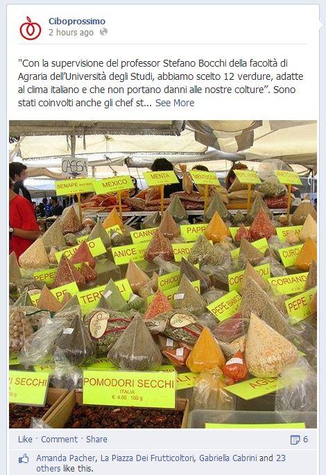 Analisi Consumo Multietnico