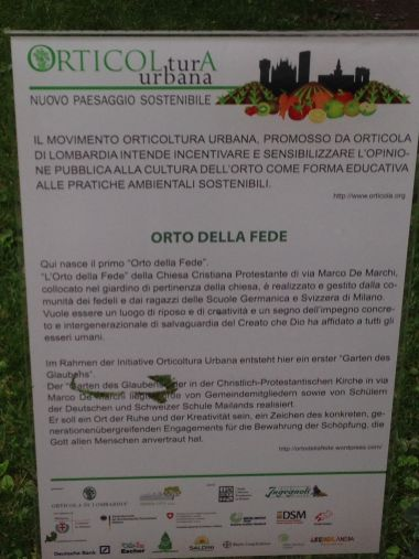 Orto Della Fede